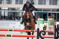 HOUTZAGER Marc (NED), Mr. Europe<br /> Hagen - Horses and Dreams meets the Royal Kingdom of Jordan 2018<br /> Finale Mittlere Tour<br /> 29. April 2018<br /> www.sportfotos-lafrentz.de/Stefan Lafrentz