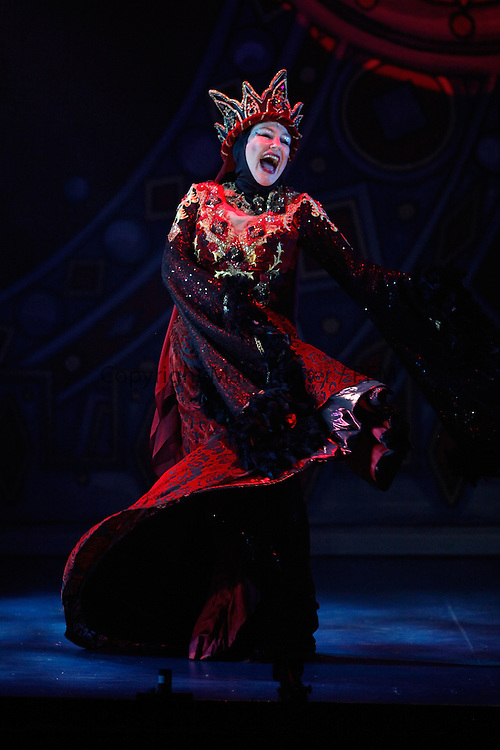 Snow White at The Kings - Photo Essay<br /> Barbara Rafferty as the Wicked Queen