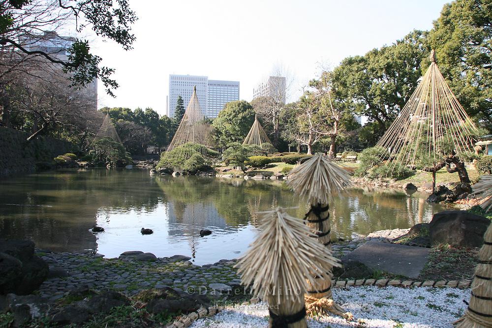 Mar 4, 2006; Tokyo, JPN; Tokyo.Hibiya Park..Photo credit: Darrell Miho.