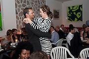 SARAH WOODHEAD, Prada Congo Benefit party. Double Club. Torrens Place. Angel. London. 2 July 2009.