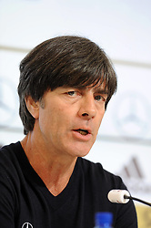 26.05.2014, Sportplatz, St. Martin, ITA, FIFA WM, Vorbereitung, Deutschland, im Bild Bundestrainer Joachim, Jogi Loew // during Trainingscamp of Team Germany for Preparation of the FIFA Worldcup Brasil 2014 at the Sportplatz in St. Martin, Italy on 2014/05/26. EXPA Pictures © 2014, PhotoCredit: EXPA/ Eibner-Pressefoto/ Stuetzle<br /> <br /> *****ATTENTION - OUT of GER*****