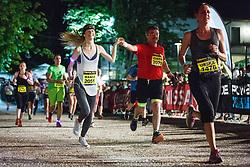 10km run at 12th Nocna 10ka 2018, traditional running around Bled's lake, on July 14, 2018 in Bled, Slovenia. Photo by Grega Valancic / Sportida