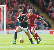 Aberdeen v Dundee 19-08-2017