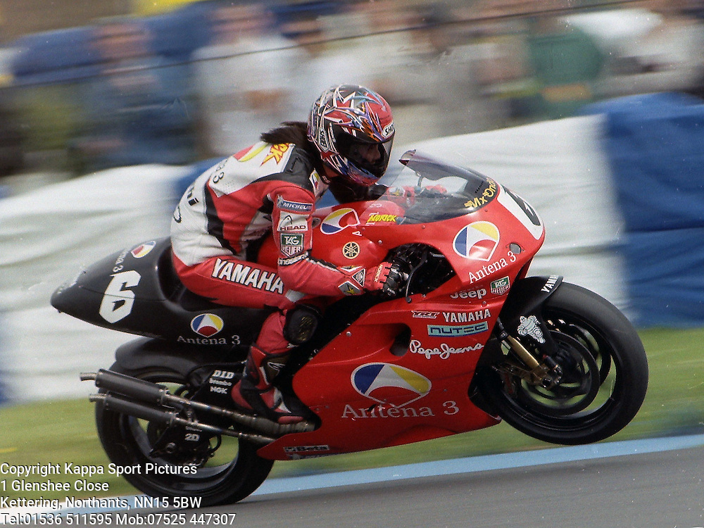 British Motor Cycle Grand Prix 1999 | Kappa Sport Pictures