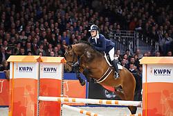 Kurten Jessica (IRL) - Felton VDL<br /> KWPN Stallion Selection - 's Hertogenbosch 2014<br /> © Dirk Caremans