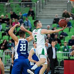 20171120: SLO, Basketball - Liga Nova KBM 2017/18, KK Petrol Olimpija vs KK Sentjur