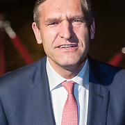 NLD/Scheveningen/20131130 - Inloop concert 200 Jaar Koningrijk der Nederlanden, Sybrand van Haersma Buma