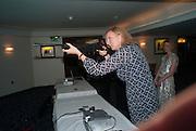 ALICE JOHNSON, Game & Wildlife Conservation Trust's Ball. Savoy Hotel. London. 6 November 2013.