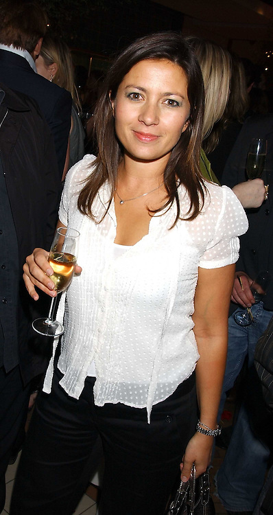 GMTV presenter CLARE NASIR at a party for the relaunch of Pizza on The Park, 11 Knightsbridge, London on 20th October 2005.<br /><br />NON EXCLUSIVE - WORLD RIGHTS