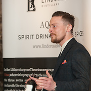 The launch of the Lindores Abbey Distillery Aqua Vitae. Newburgh. 19 Mar 2018. © Copyright photograph by Tina Norris. Free first use. More info: Fiona Leith  Contact Tina on 07775 593 830 info@tinanorris.co.uk www.tinanorris.co.uk http://tinanorris.photoshelter.com