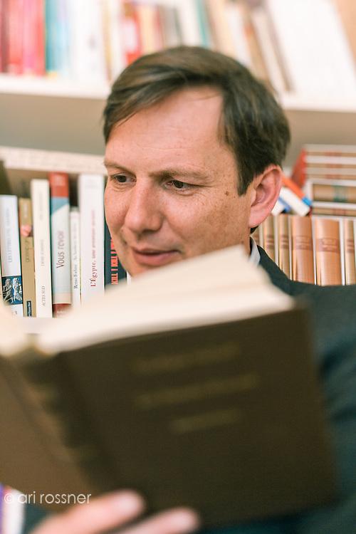 Portrait Juan Pirlot de Corbion CEO chapitre.com youscribe.com