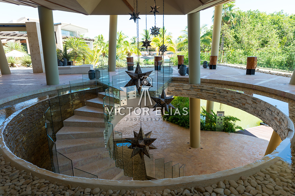 Rosewood Mayakoba hotel. Riviera maya, Mexico.
