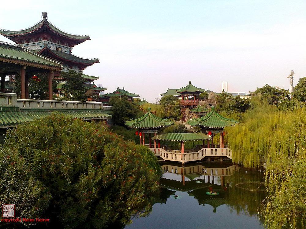 Teng Wang Ge Pavilion