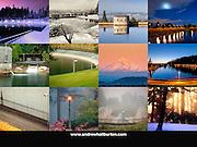 Mount Tabor Park 2015 Calendar Back Cover Andrew Haliburton