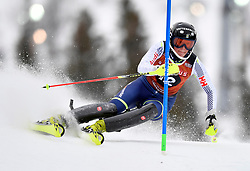10.03.2017, Are, SWE, FIS Ski Alpin Junioren WM, Are 2017, Super G, Damen, im Bild LIsa Hörnblad, åtta // during ladie's SuperG of the FIS Junior World Ski Championships 2017. Are, Sweden on 2017/03/10. EXPA Pictures © 2017, PhotoCredit: EXPA/ Nisse<br /> <br /> *****ATTENTION - OUT of SWE*****