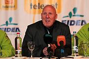 BELGIUM / TELENET FIDEA CYCLING TEAM / CYCLOCROSS / VELDRIJDEN / 2012-2013 / PRESS CONFERENCE / PERSCONFERENTIE NAAR AANLEIDING VAN HET BK / TEAM MANAGER HANS VAN KASTEREN /