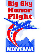 Big Sky Honor Flight 2 – Sept. 23-24, 2012