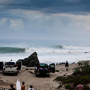 Surfing Magazine Trip to Salina Cruz with Noa Deane, Sterling Spencer, and Dillon Perillo