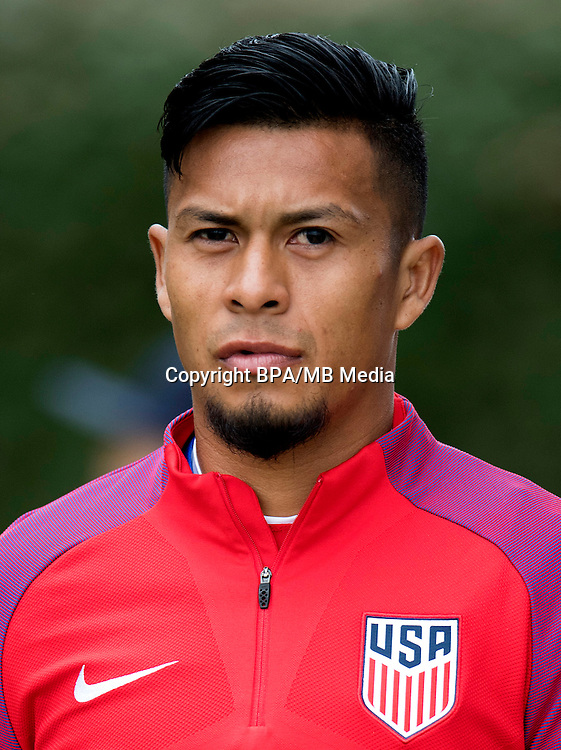 Concacaf- World Cup Fifa Russia 2018 Qualifyer - <br /> USA Soccer National Team - <br /> Michael Orozco