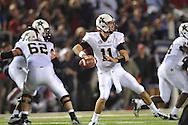 Ole Miss vs. Vanderbilt quarterback Jordan Rodgers (11) at Vaught-Hemingway Stadium in Oxford, Miss. on Saturday, November 10, 2012.
