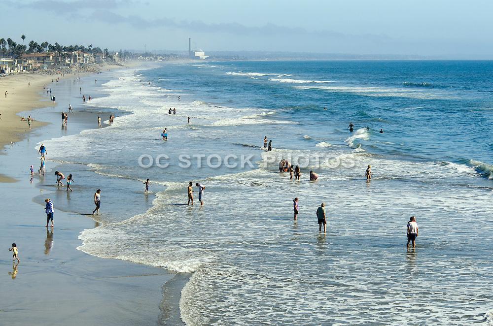 The Coast of Oceanside California