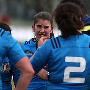 L'Aquila 12/02/2017 Stadio Fattori<br /> RBS 6 nations women 2017<br /> Italia vs Irlanda<br /> Maria Magatti