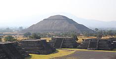 November 15, 2014: Pyramids - Mexico City