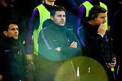 Tottenham Hotspur manager Mauricio Pochettino - Mandatory by-line: Robbie Stephenson/JMP - 31/10/2018 - FOOTBALL - London Stadium - London, England - West Ham United v Tottenham Hotspur - Carabao Cup