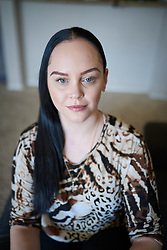 EXCLUSIVE: ** NO NY DAILY PAPERS** Surrogate mother, Jessica Allen who gave birth to twins for a Chinese couple. In a rare phenomenon one of the twins was biologically her's. She ended up in a battle with the surrogacy agency over getting her son back from the Chinese couple. 27 Oct 2017 Pictured: Jessica. Photo credit: JohnChapple.com / MEGA TheMegaAgency.com +1 888 505 6342