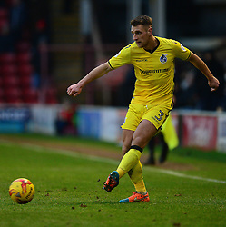 Lee Brown of Bristol Rovers - Mandatory by-line: Alex James/JMP - 21/01/2017 - FOOTBALL - Banks's Stadium - Walsall, England - Walsall v Bristol Rovers - Sky Bet League One