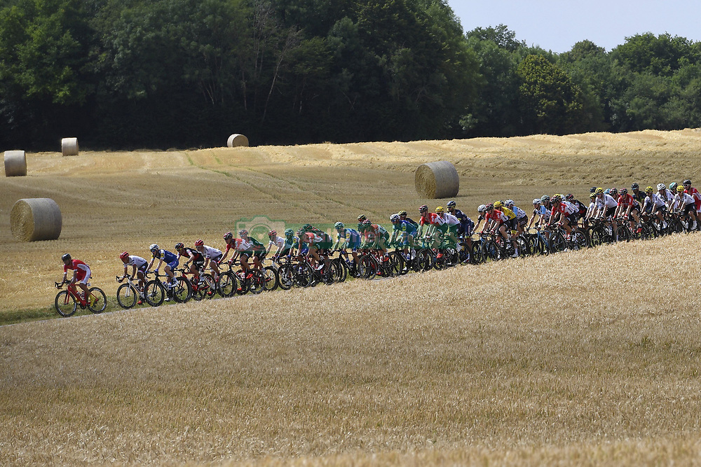 July 7, 2017 - France - Illustration picture of the peloton (Credit Image: © Panoramic via ZUMA Press)
