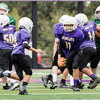 09-22-18 Berryville 6th Grade Football vs. Yellville