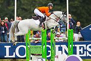 Rowen van de Mheen - Q Verdi<br /> Longines FEI European Championships 2018<br /> © DigiShots - Hippo Foto - Dirk Caremans
