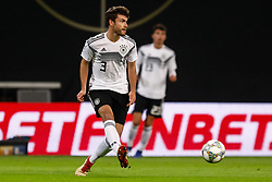November 15, 2018 - Leipzig, Germany - Jonas Hector of Germany in action during the international friendly match between Germany and Russia on November 15, 2018 at Red Bull Arena in Leipzig, Germany. (Credit Image: © Mike Kireev/NurPhoto via ZUMA Press)