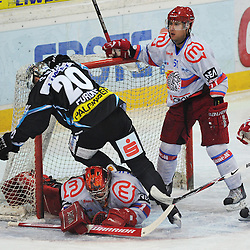 20101031: AUT, Ice Hockey - EBEL League, 17th Round