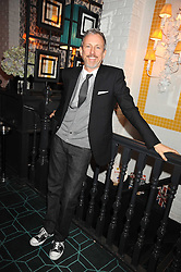 PATRICK COX at a dinner to celebrate 30 years of Odette's restaurant, held at Odette's, 130 Regents Park Road, London NW1 on 24th November 2008.