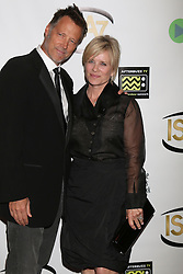 Matthew Ashford, Mary Beth Evans at the 7th Annual Indie Series Awards at the El Portal Theater on April 6, 2016 in North Hollywood, CA. EXPA Pictures © 2016, PhotoCredit: EXPA/ Photoshot/ Kerry Wayne<br /> <br /> *****ATTENTION - for AUT, SLO, CRO, SRB, BIH, MAZ, SUI only*****