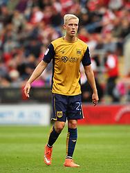 Hordur Magnusson of Bristol City  - Mandatory by-line: Matt McNulty/JMP - 10/09/2016 - FOOTBALL - Aesseal New York Stadium - Rotherham, England - Rotherham United v Bristol City - Sky Bet Championship