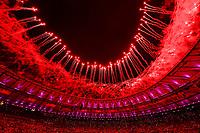 2016 PARALYMPICS OPENING CEREMONY, RIO DE JANEIRO, BRAZIL