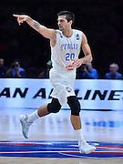 DESCRIZIONE : Lille Eurobasket 2015 Quarti di Finale Italia Lituania Italy Lithuania<br /> GIOCATORE : Andrea Cinciarini<br /> CATEGORIA : nazionale maschile senior A<br /> GARA : Lille Eurobasket 2015 Quarti di Finale Italia Lituania Italy Lithuania<br /> DATA : 16/09/2015<br /> AUTORE : Agenzia Ciamillo-Castoria
