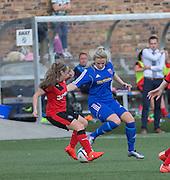 - Forfar Farmington v Rangers Ladies in the Scottish Womens' Premier League at Station Park, Forfar<br /> <br /> <br />  - &copy; David Young - www.davidyoungphoto.co.uk - email: davidyoungphoto@gmail.com