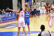 Cile 27/07/2011<br /> Campionato Mondiale Femminile U19<br /> Russia-Italia<br /> nella foto: Giulia Maffenini<br /> foto ciamillo-castoria