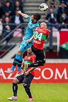 NIJMEGEN- 07-05-2017, NEC - AZ,  Stadion De Goffert, 2-1,