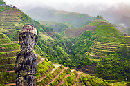 "The Banaue Rice Terraces are occasionally called the ""Eighth Wonder of the World"" are terraces that were carved into the mountains of Ifugao in the Philippines by the ancestors of the indigenous people. its is inscribed on the UNESCO World Heritage"