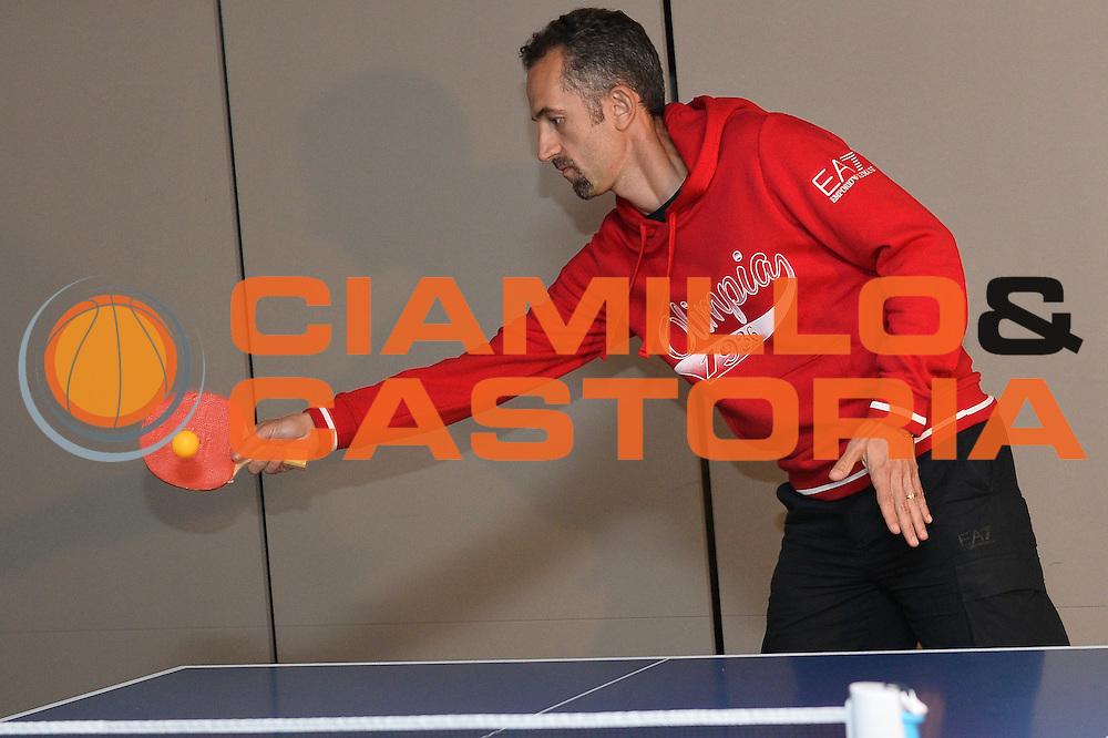Matteo Acquati <br /> EA7 Emporio Armani Olimpia Milano Hotel<br /> Lega Basket Serie A 2016/2017<br /> Bormio 02/09/2016<br /> Foto Ciamillo-Castoria