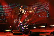 ELTON JOHN in Concert with Ray COOPER on Drumms - LUXEMBOURG 02.12.2010 - Coque - <br />  - copyright mandatory &copy; ATP Arthur THILL<br /> <br /> Artist Elton John is Singer and Song Writer - Pianist - Klavierspieler - Saenger, Song Schreiber - Komponist - we recommend -&gt;<br /> RIGHTS of use should be cleared with artists management in case of doubt - artist normally allows one song photography -