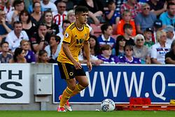 Ryan Gills of Wolverhampton Wanderers - Mandatory by-line: Robbie Stephenson/JMP - 25/07/2018 - FOOTBALL - Bet365 Stadium - Stoke-on-Trent, England - Stoke City v Wolverhampton Wanderers - Pre-season friendly