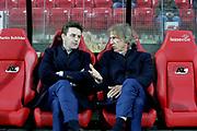 coach Gertjan Verbeek of FC Twente