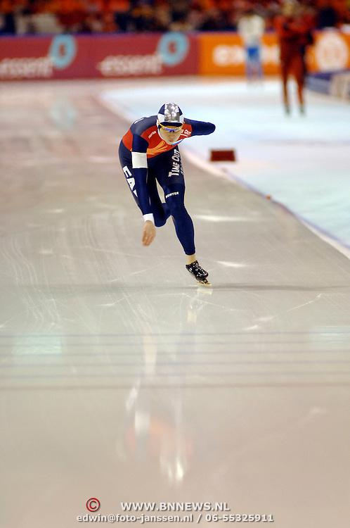 NLD/Heerenveen/20060121 - ISU WK Sprint 2006, Svetlana Zhurova, Zjoerova, wereldkampioene, rusland, russia