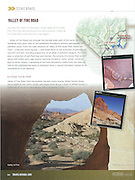Image (bottom): &quot;Desert Cave POV&quot;<br /> Image (upper right): &quot;Chuckwalla in the Shade&quot;